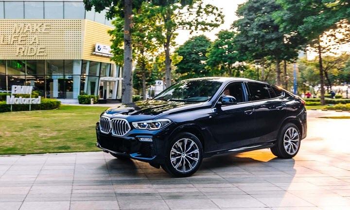 Thaco giới thiệu BMW X6 2020 giá 4,8 tỷ đồng