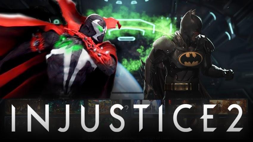 Volevo segnalarvi l'uscita di Injustice 2 Legendary Edition!