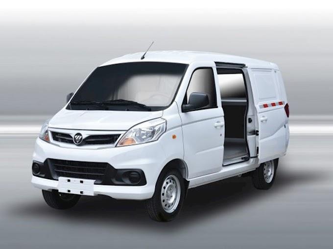 Vans Foton, ideales para transporte de productos