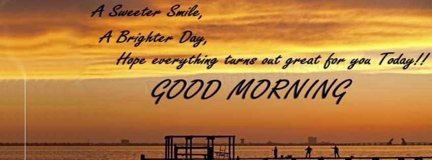 good morning facebook timeline cover hindi sms good