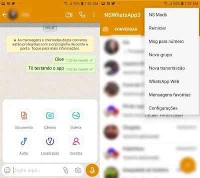 NS WhatsApp Oficial