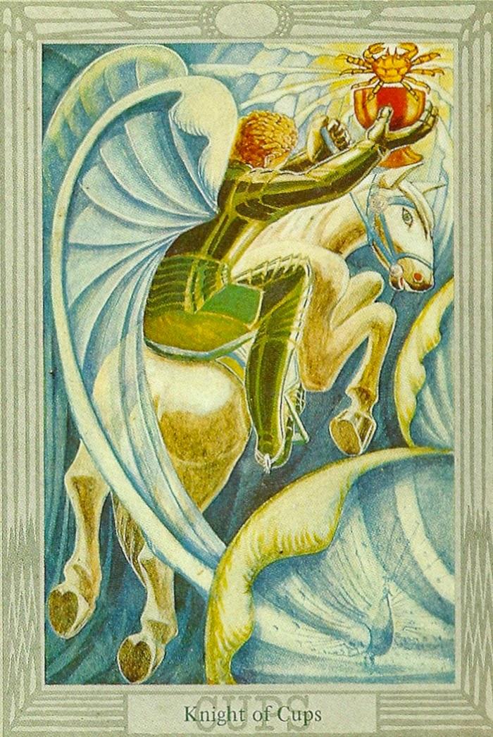 Tarot Zen Reiki: Os Cavaleiros Do Tarot