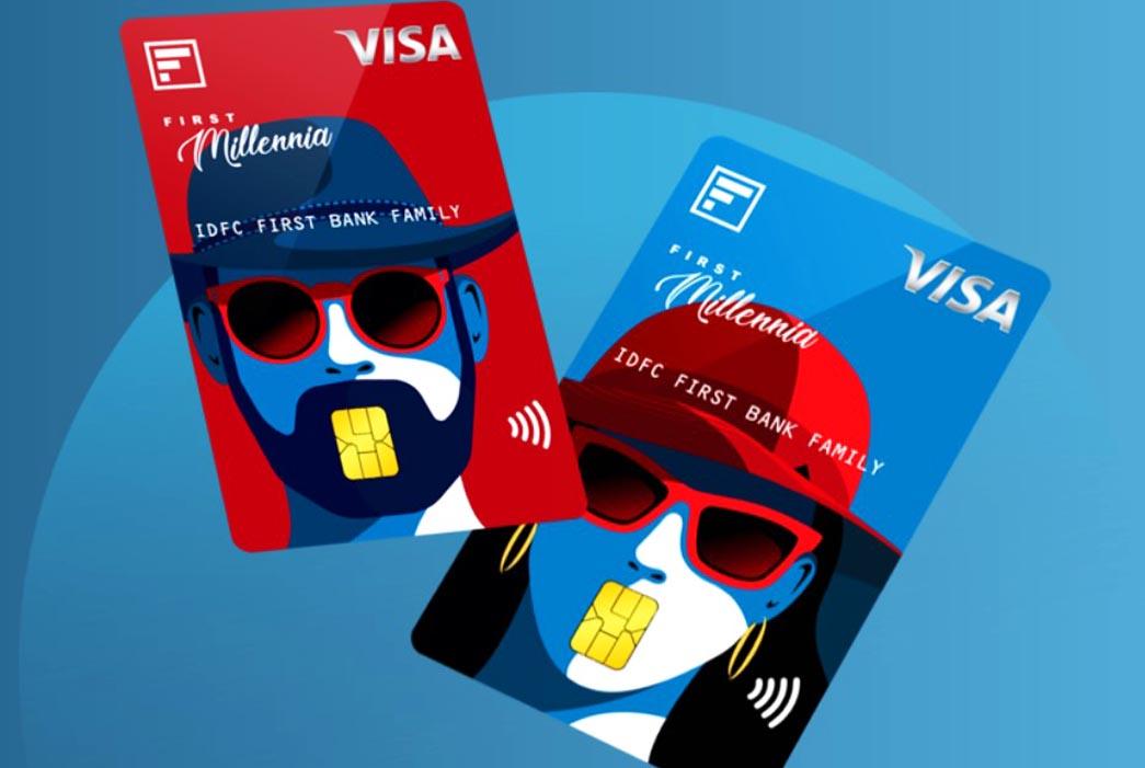 IDFC First Millenia Credit Card
