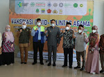 UMBandung Gelar Vaksinasi Lintas Agama, Ketua PWM Jabar: Jangan Ragu Divaksin!