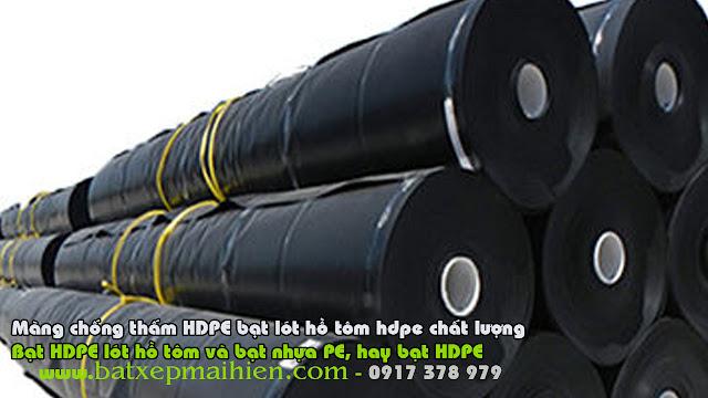 Bảng giá bán lẻ bạt HDPE lót hồ tôm ao tôm nuôi trồng thủy, Thi công hàn màng chống thấm HDPE - Lót ao nuôi tôm