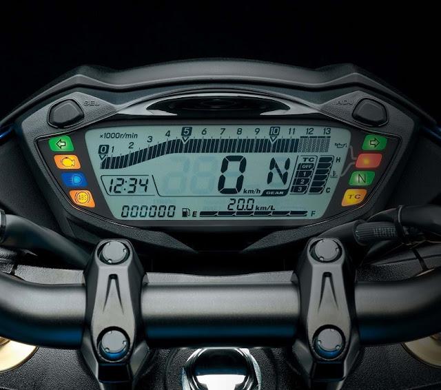 review Suzuki GSX-S750 ABS