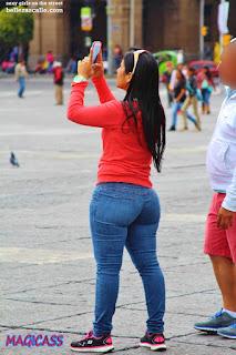 Mujeres nalgonas mexicanas calle