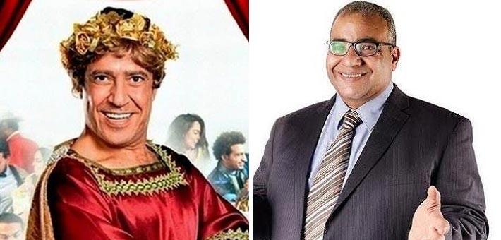 """بيومي فؤاد يظهر في """"مسرح مصر"""" ويسخر من انتشاره..."""