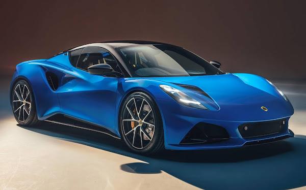 Lotus Emira: novo esportivo tem AMG para enfrentar o Porsche 718