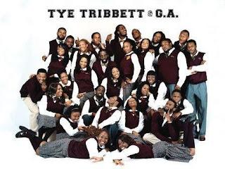LYRICS: Tye Tribbett & G.A. - Bless The Lord (Live)