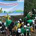 Peringati Hari Lingkungan Hidup, Danramil Kawunganten Bersama Forkopimda Tanam Pohon Mangrove