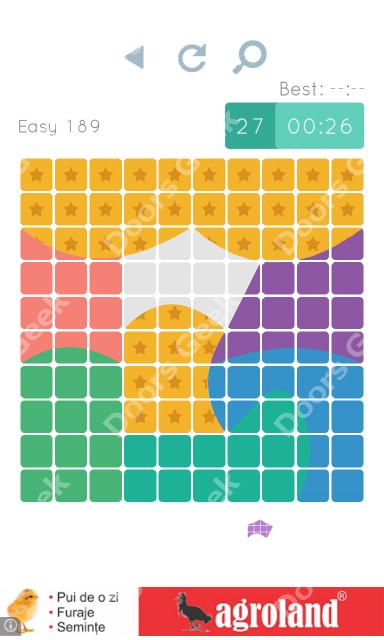 Cheats, Walkthrough for Blocks and Shapes Level 189