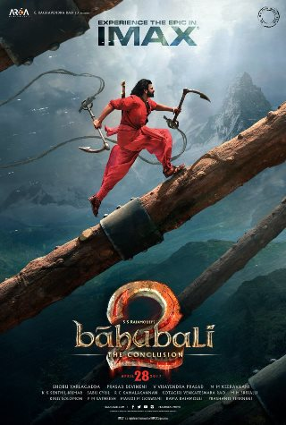Baahubali 2: Movie Budget, Profit & Hit or Flop on Lifetime Box Office Collection: Hindi, Telugu, Tamil All Languages : Highest Grossing of 2017 : 1630 Crore+
