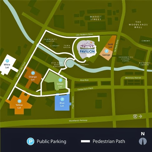The Cynthia Woods Mitchell Pavilion 17 Pavilion Hacks to Simplify