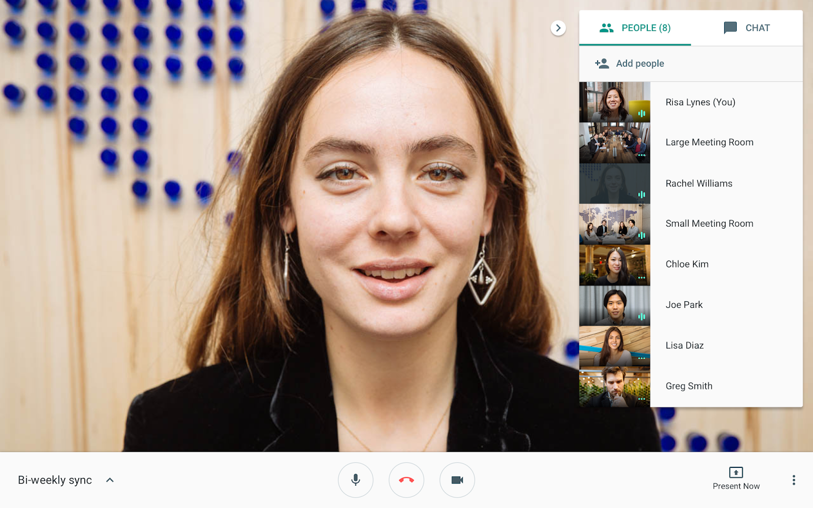 G Suite Updates Blog: Invite people to an ongoing Hangouts Meet meeting
