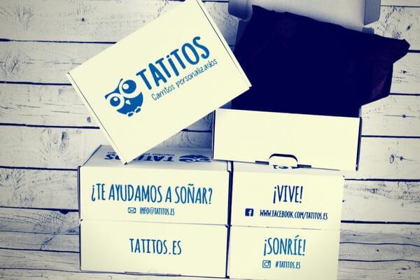 cajas blancas personalizadas