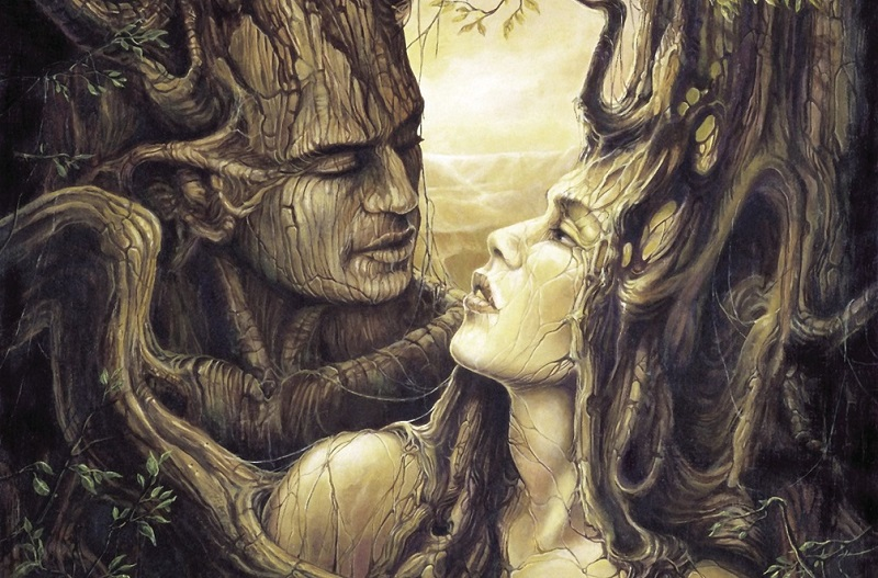 A Criação Dos Humanos na Mitologia Nórdica