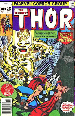 Thor #263, the Odin-Force