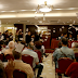 Φυλλάδια πέταξαν τα μέλη του Ρουβίκωνα στην εκδήλωση του ΣΥΡΙΖΑ