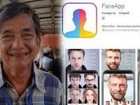 Hati - hati Dengan Potensi Bahaya Pakai FaceApp Tersebut