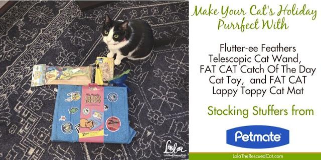 Petmate cat toys