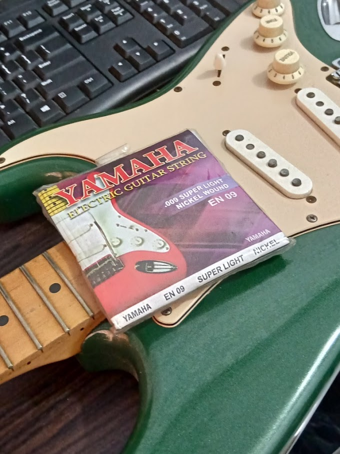 Review Senar Gitar Yamaha EN 09, JANGAN DIBELI!