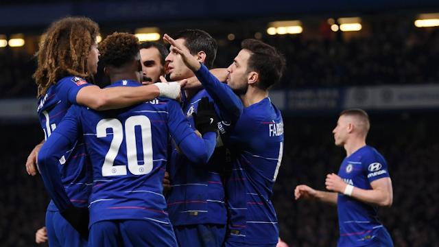 اهداف مباراه تشيلسي وشيفيلد يونايتد في الدوري الانجليزي 31-8-2019