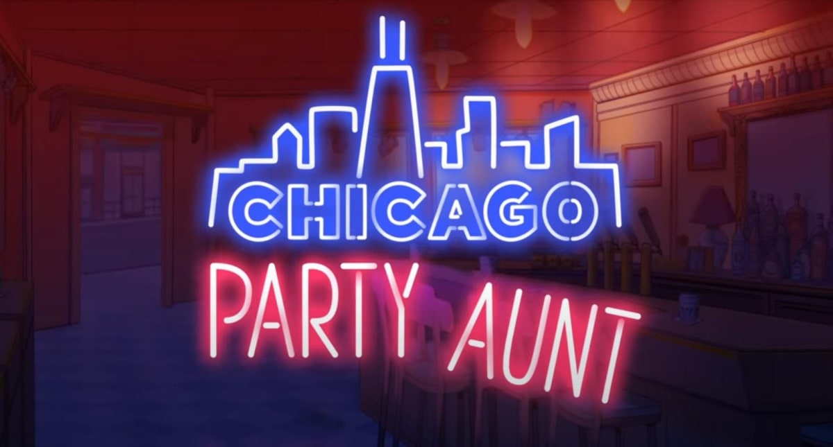 [18+] Chicago Party Aunt (2021) S01 NF Hindi