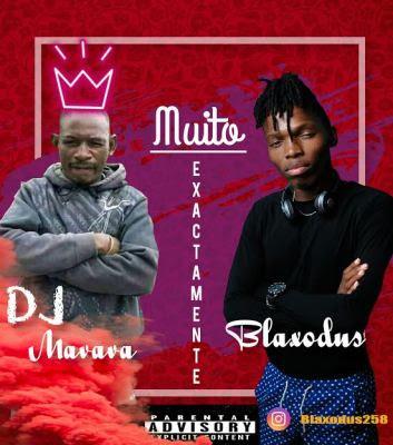Baixar Musica: Blaxodus - Muito Exactamente (Dj  Mavava Voices)