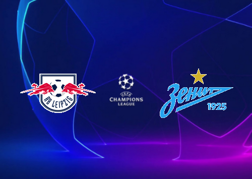 RB Leipzig vs Zenit -Highlights 23 October 2019