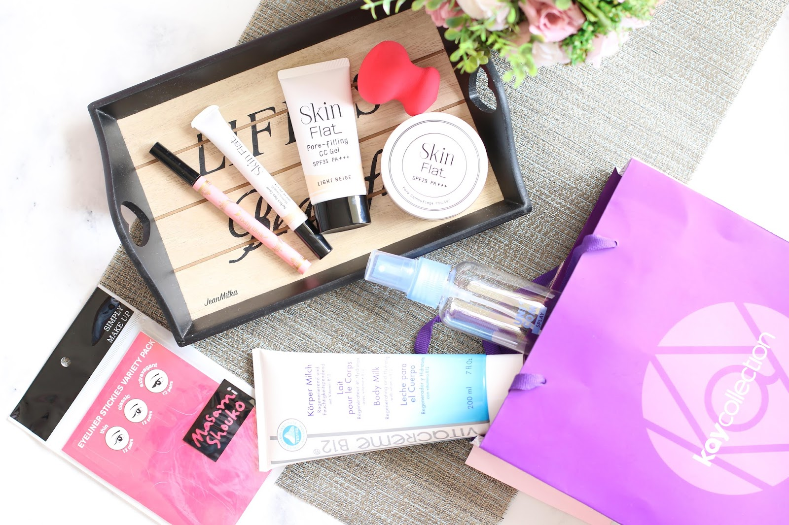 kay collection, kay collection indonesia, voucher kay collection, diskon kay collection, makeup, beauty, beauty haul