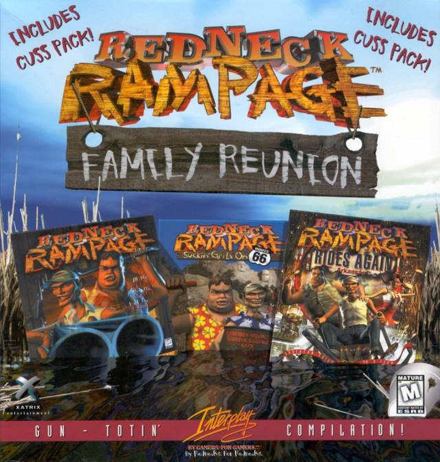 Download Redneck Rampage for Windows - GamesNostalgia