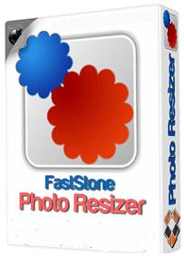برنامج تصغير حجم الصور FastStone Photo Resizer 3.8