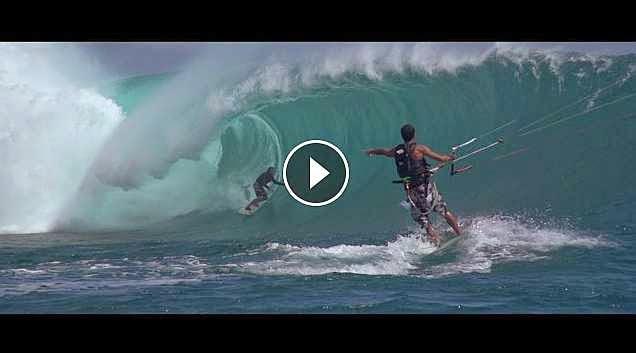 Destination Tahiti - With the Badaboyz