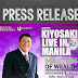 Robert Kiyosaki Live in Manila with the Masters of Wealth | Event