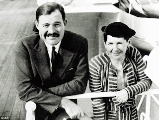 Hemingway and Pauline Pfeiffer