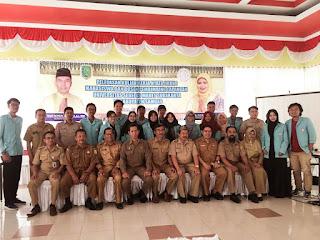 Pelepasan Tim KKN Lentera Borneo oleh Pemerintah Kabupaten Sambas