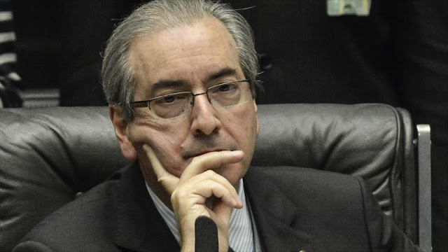 Impulsor de impechment contra Rousseff sería suspendido 10 años