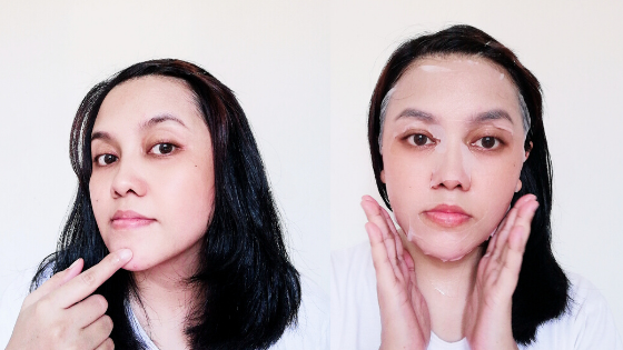 [Review] Omo! Sheet Mask : Masker Korea Halal dengan Essence Melimpah