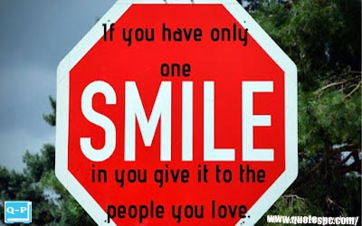 best quotes on smile - most famous quote