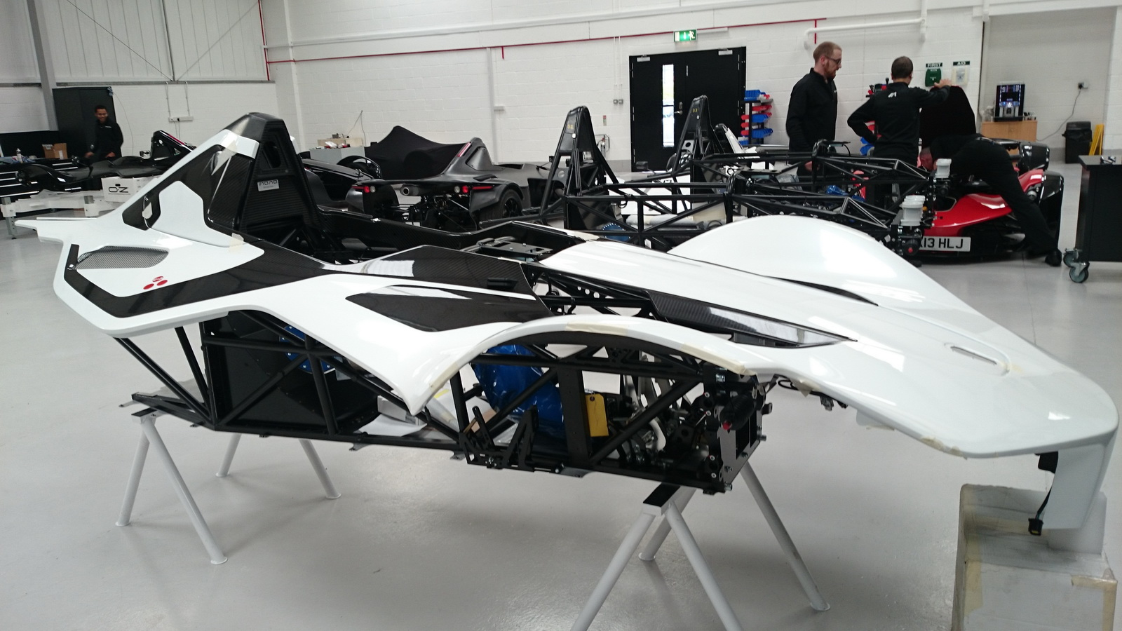 Bac Mono Updated With Wider Chassis For More Driver Space