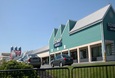 Tanger Outlets in Lancaster Pennsylvania