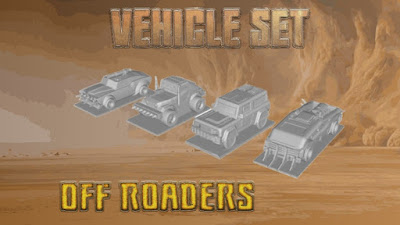 The Vehicle Sets (STL Files) picture 2
