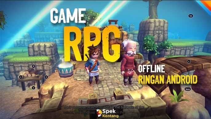 Game RPG Offline Terbaik di Android 2020 Ringan