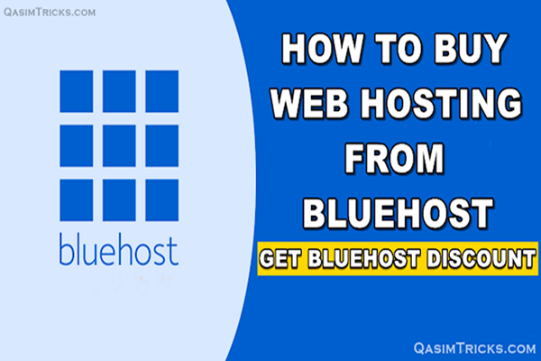 buy hosting from bluehost at discount