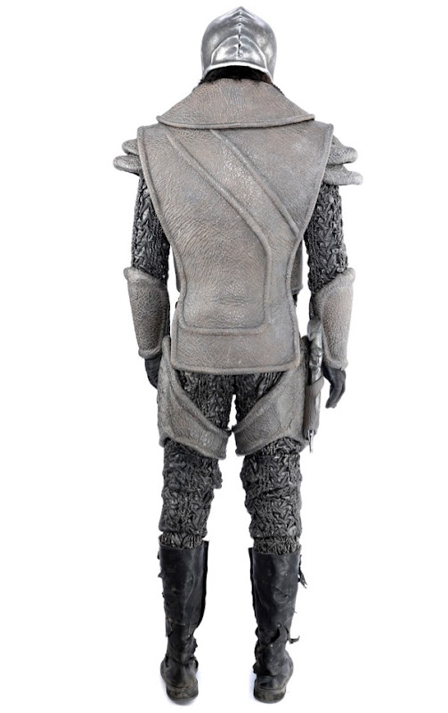 Star Trek Into Darkness Klingon uniform back