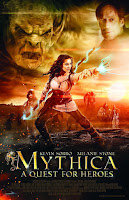 Mythica: A Quest for Heroes (2015) online y gratis