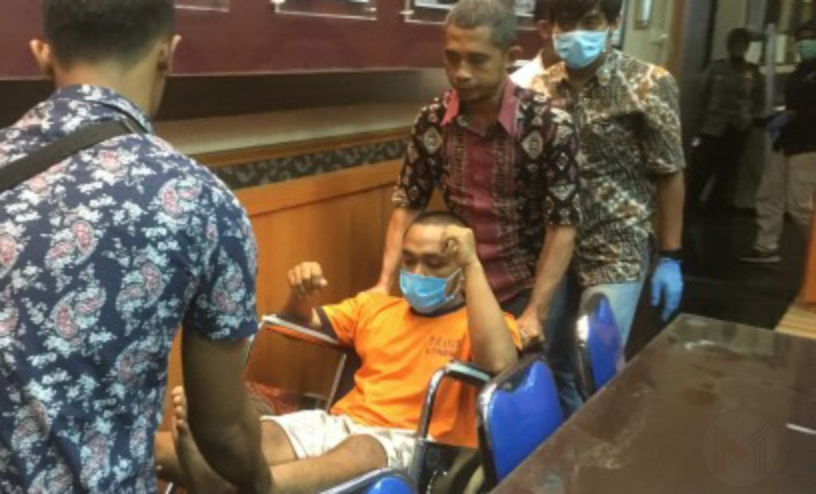 Spesialis Jambret Kromengan Ditembak Jajaran Satreskrim Polres Malang