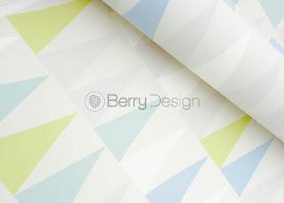 Papeles y empapelados de diseño. Argentina. Berry Design