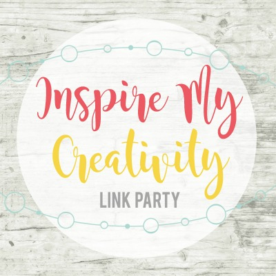 Inspire My Creativity Link Monthly Link Party